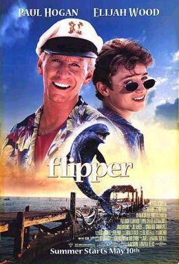 """Постер к фильму """"Флиппер"""" /Flipper/ (1996)"""