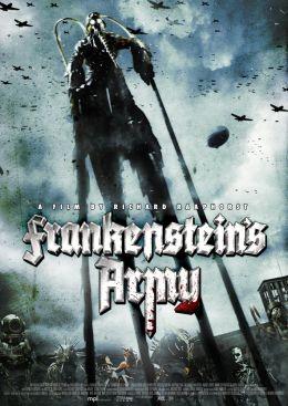 "Постер к фильму ""Армия Франкенштейна"" /Frankenstein's Army/ (2013)"