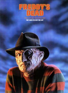 "Постер к фильму ""Кошмар на улице Вязов 6: Фредди мертв"" /Freddy's Dead: The Final Nightmare/ (1991)"