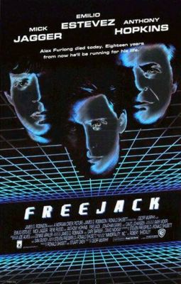 """Постер к фильму """"Корпорация """"Бессмертие"""""""" /Freejack/ (1992)"""