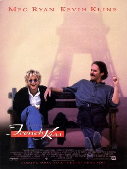 "Постер к фильму ""Французский поцелуй"" /French Kiss/ (1995)"