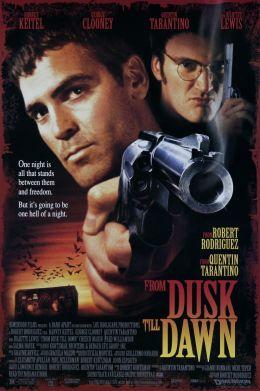 "Постер к фильму ""От заката до рассвета"" /From Dusk Till Dawn/ (1996)"