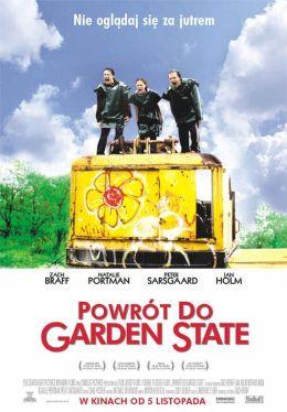"Постер к фильму ""Страна садов"" /Garden State/ (2004)"