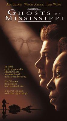 """Постер к фильму """"Призраки Миссисипи"""" /Ghosts of Mississippi/ (1996)"""