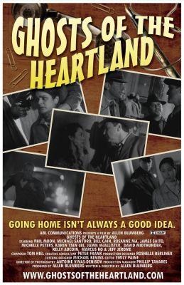 "Постер к фильму ""Танец призрака"" /Ghosts of the Heartland/ (2007)"