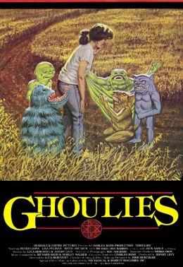 """Постер к фильму """"Вурдалаки"""" /Ghoulies/ (1985)"""