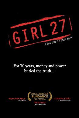 """Постер к фильму """"Двадцать седьмая девушка"""" /Girl 27/ (2007)"""