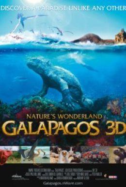 Галапагосы 3D. Зачарованные острова