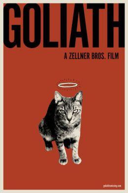 """Постер к фильму """"Голиаф"""" /Goliath/ (2007)"""