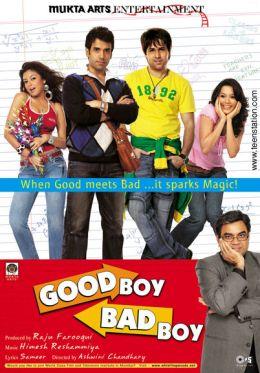 """Постер к фильму """"Хороший парень, плохой парень"""" /Good Boy, Bad Boy/ (2007)"""