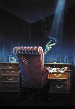 """Постер к фильму """"Гремлины 2: Новая партия"""" /Gremlins 2: The New Batch/ (1990)"""
