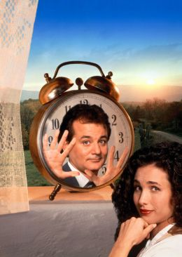 """Постер к фильму """"День сурка"""" /Groundhog Day/ (1993)"""