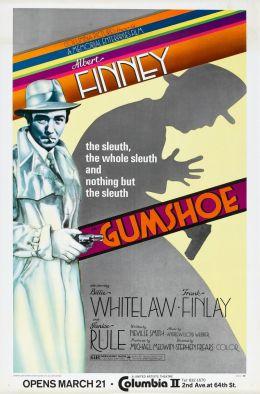 """Постер к фильму """"Сыщик"""" /Gumshoe/ (1971)"""