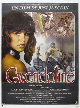 """Постер к фильму """"Гвендолин"""" /Gwendoline/ (1984)"""