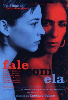 "Постер к фильму ""Поговори с ней"" /Hable con ella/ (2002)"