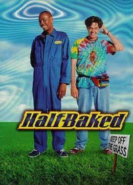 """Постер к фильму """"Непропеченный"""" /Half Baked/ (1997)"""