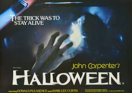 "Постер к фильму ""Хэллоуин"" /Halloween/ (1978)"