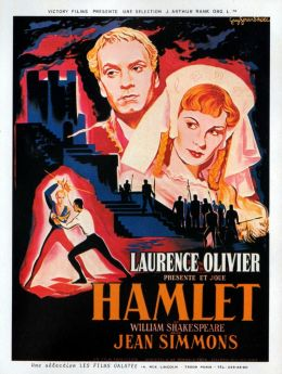"""Постер к фильму """"Гамлет"""" /Hamlet/ (1948)"""