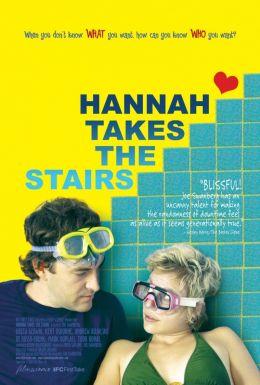 """Постер к фильму """"Ханна берет высоту"""" /Hannah Takes the Stairs/ (2007)"""