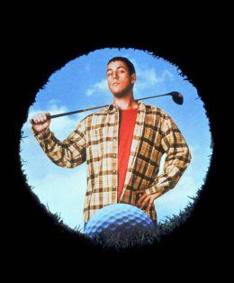"Постер к фильму ""Счастливчик Гилмор"" /Happy Gilmore/ (1996)"