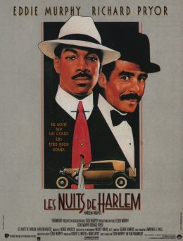 "Постер к фильму ""Гарлемские ночи"" /Harlem Nights/ (1989)"
