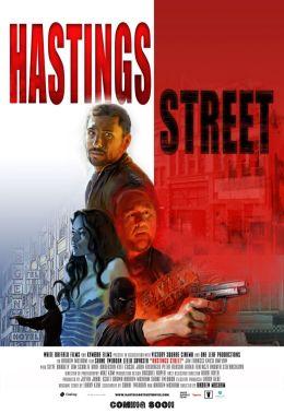 """Постер к фильму """"Хэйстингс-стрит"""" /Hastings Street/ (2007)"""