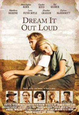 """Постер к фильму """"Есть мечты – будут и путешествия"""" /Have Dreams, Will Travel/ (2007)"""