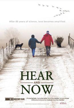 """Постер к фильму """"Услышь: здесь и сейчас"""" /Hear and Now/ (2007)"""
