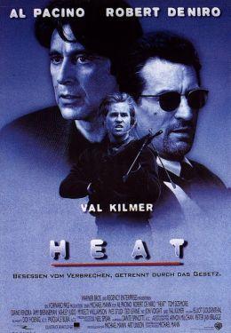 """Постер к фильму """"Схватка"""" /Heat/ (1995)"""