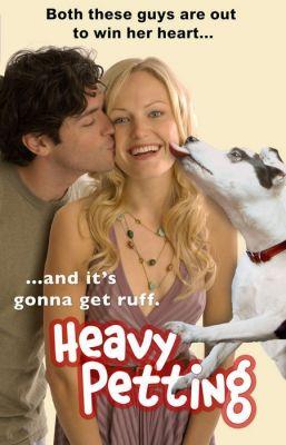 """Постер к фильму """"Собачья любовь"""" /Heavy Petting/ (2007)"""