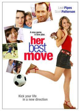 "Постер к фильму ""Лучший удар"" /Her Best Move/ (2007)"