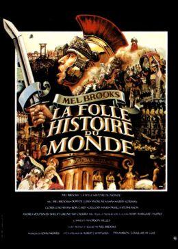 """Постер к фильму """"Всемирная история, часть первая"""" /History of the World: Part I/ (1981)"""