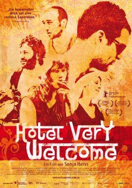 """Постер к фильму """"Добро пожаловать в отель"""" /Hotel Very Welcome/ (2007)"""