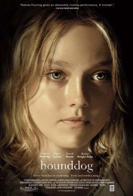 """Постер к фильму """"Затравленная"""" /Hounddog/ (2007)"""