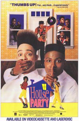 """Постер к фильму """"Домашняя вечеринка"""" /House Party/ (1989)"""