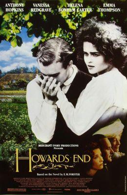 "Постер к фильму ""Усадьба Хауардс-Энд"" /Howards End/ (1992)"