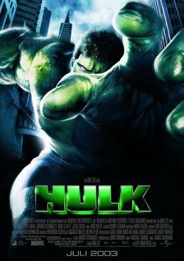 """Постер к фильму """"Халк"""" /Hulk/ (2003)"""