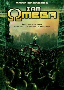 """Постер к фильму """"Я воин"""" /I Am Omega/ (2007)"""