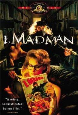 """Постер к фильму """"Я, сумасшедший"""" /I, Madman/ (1989)"""