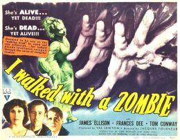 "Постер к фильму ""Я гуляла с зомби"" /I Walked with a Zombie/ (1943)"