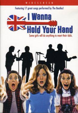 """Постер к фильму """"Я хочу держать тебя за руку"""" /I Wanna Hold Your Hand/ (1978)"""