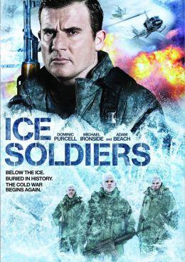 "Постер к фильму ""Замороженные солдаты"" /Ice Soldiers/ (2013)"