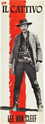 "Постер к фильму ""Хороший, плохой, злой"" /The Good, the Bad and the Ugly/ (1966)"