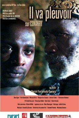 "Постер к фильму ""Облака над Конакри"" /Il va pleuvoir sur Conakry/ (2007)"