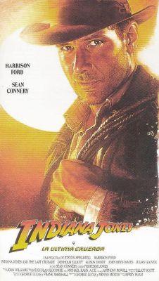 """Постер к фильму """"Индиана Джонс и Последний крестовый поход"""" /Indiana Jones and the Last Crusade/ (1989)"""