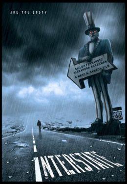 """Постер к фильму """"Шоссе"""" /Interstate/ (2007)"""