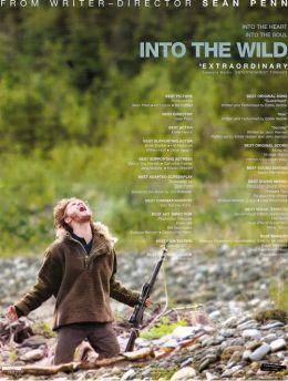 """Постер к фильму """"В диких условиях"""" /Into the Wild/ (2007)"""