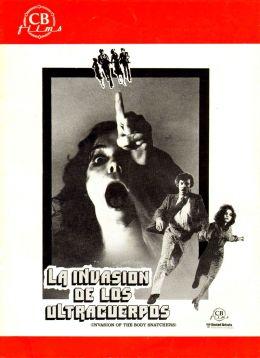 """Постер к фильму """"Вторжение похитителей тел"""" /Invasion of the Body Snatchers/ (1978)"""