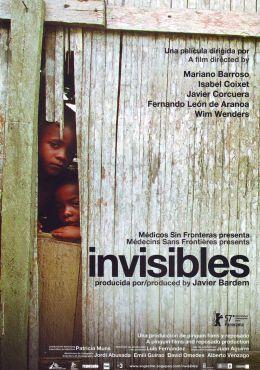 "Постер к фильму ""Невидимки"" /Invisibles/ (2007)"