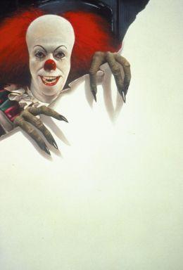 "Постер к фильму ""Оно"" /It/ (1990)"